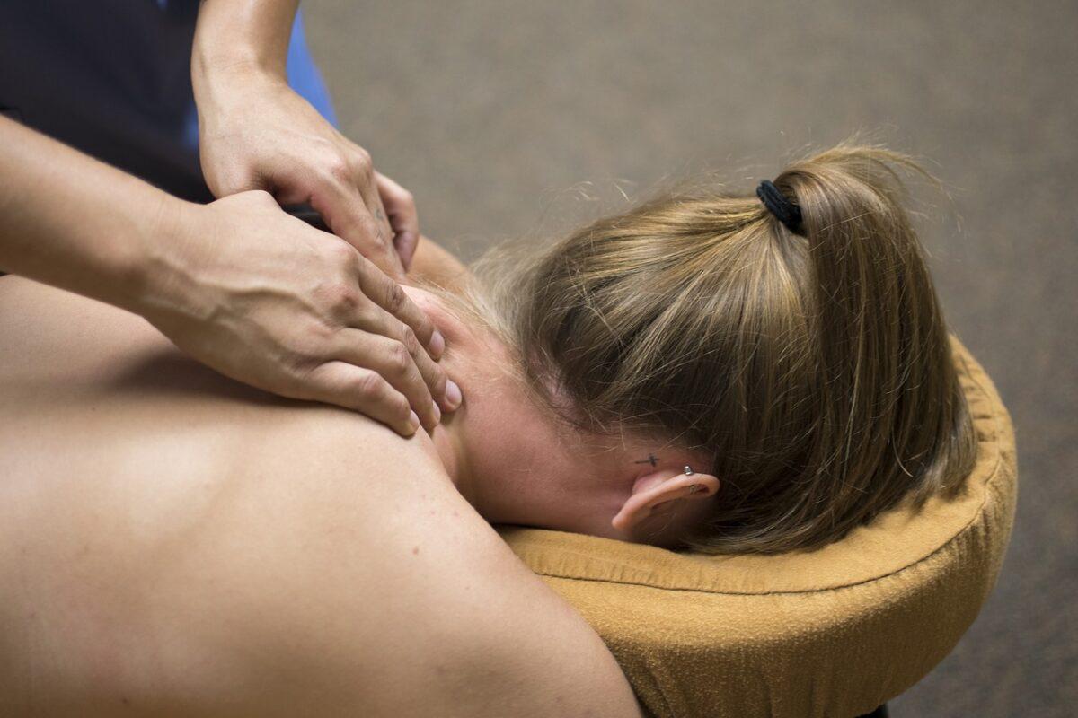 masaj limfatizare